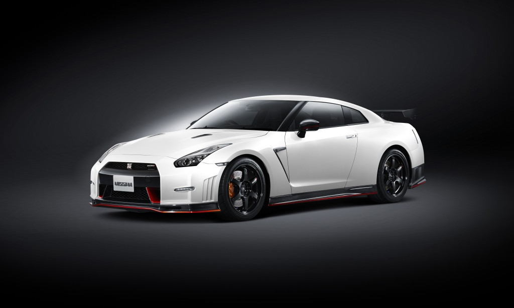 Nissan GT-R Nismo o carro de produção em série mais rápido do Mundo - hoje Suiça